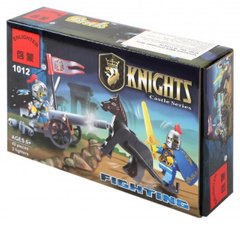арт.1012 Конструктор Brick Сражение Knights Castle series