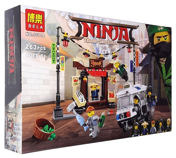 Фильм: Ниндзяго (Ninjago Movie) hjhk